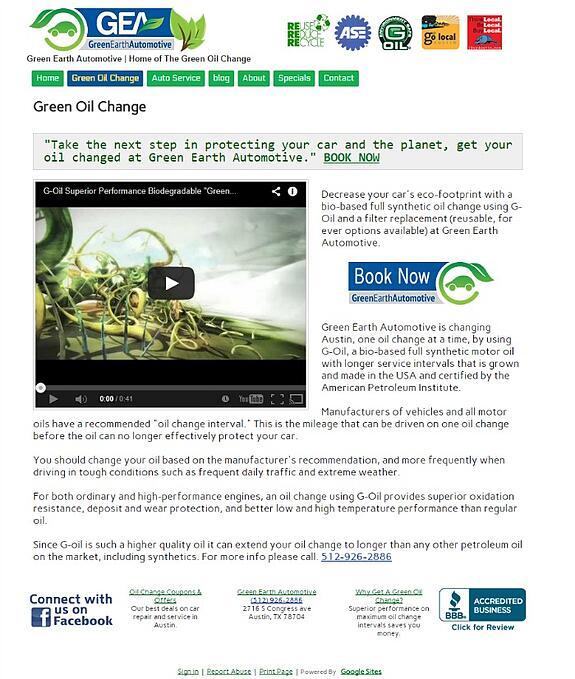 green-earth-auto-website-austin