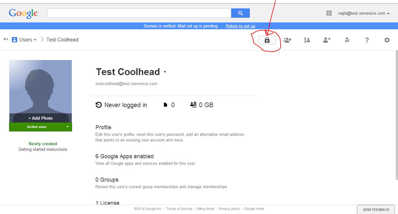 Test Coolhead