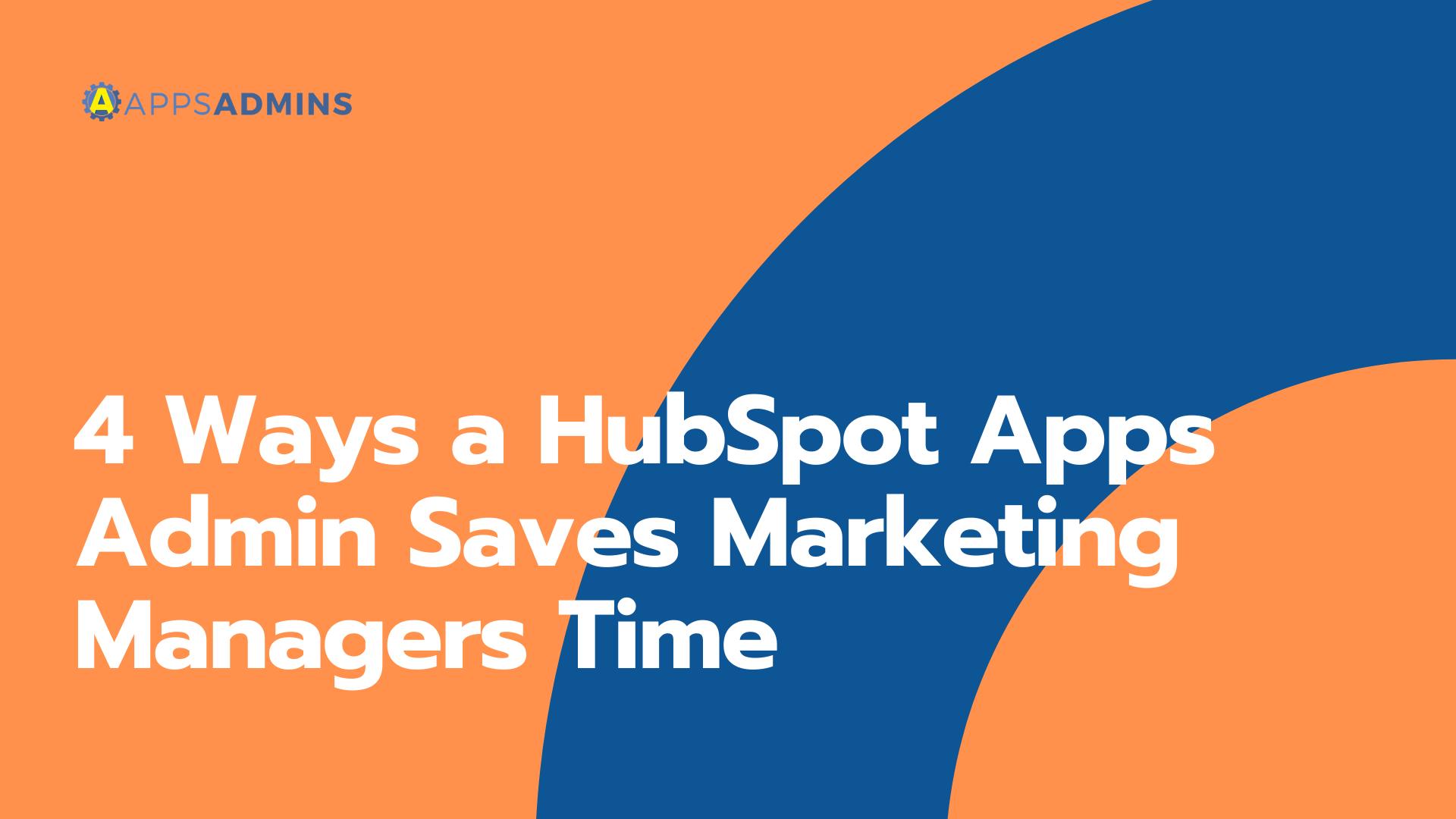 HubSpot_Apps_Admin