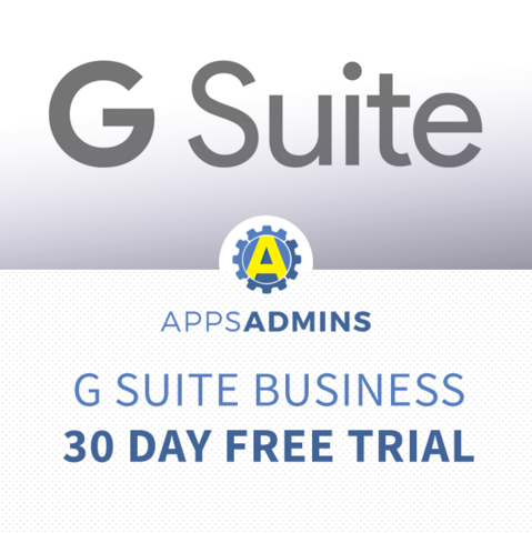 This Free Trial of G Suite Business Offers a lot more than Google Cloud