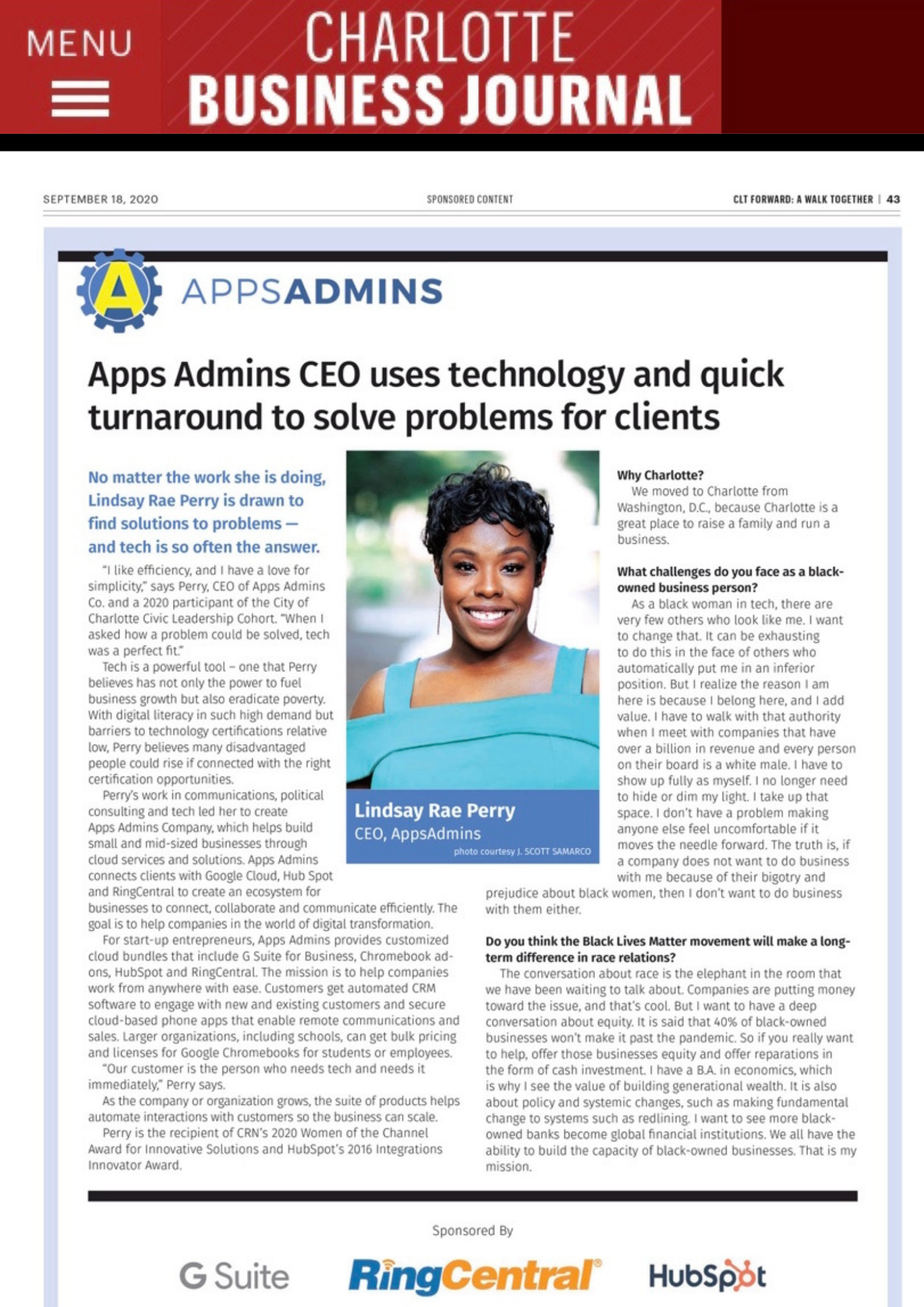 Apps_Admins_CEO_Charlotte_Business_Journal