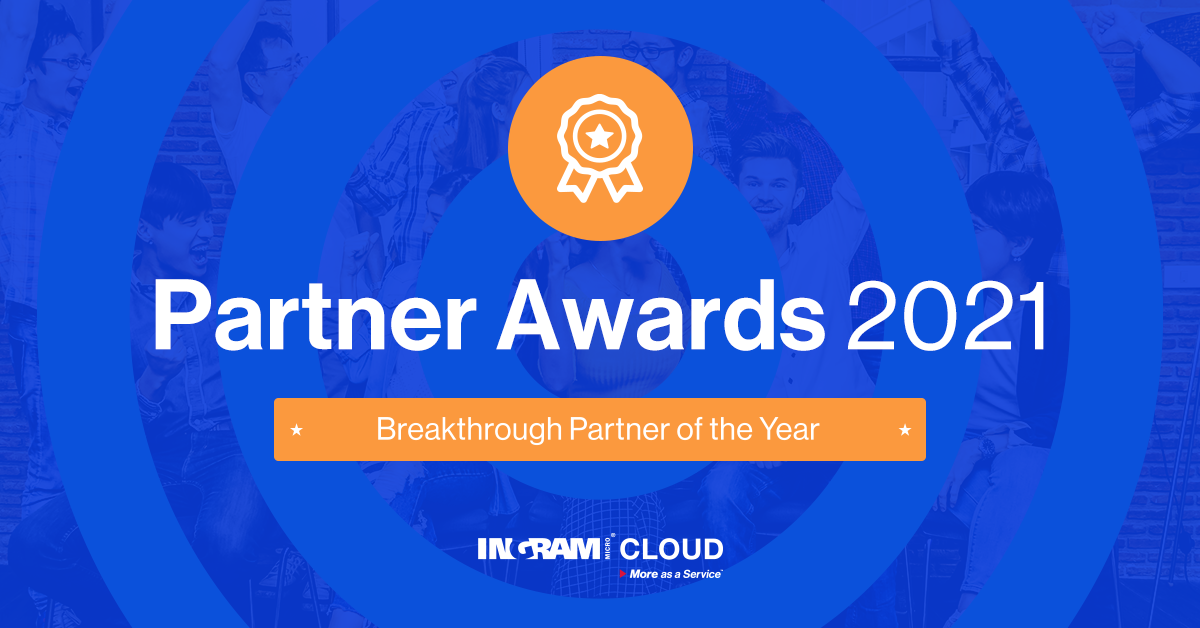 LRP CONSULTING & Development WINS BREAKTHROUGH PARTNER OF THE YEAR AWARD