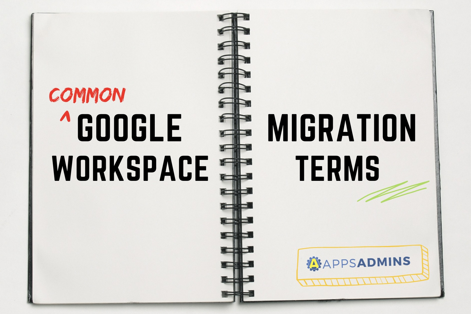Google Workspace Migration Terms