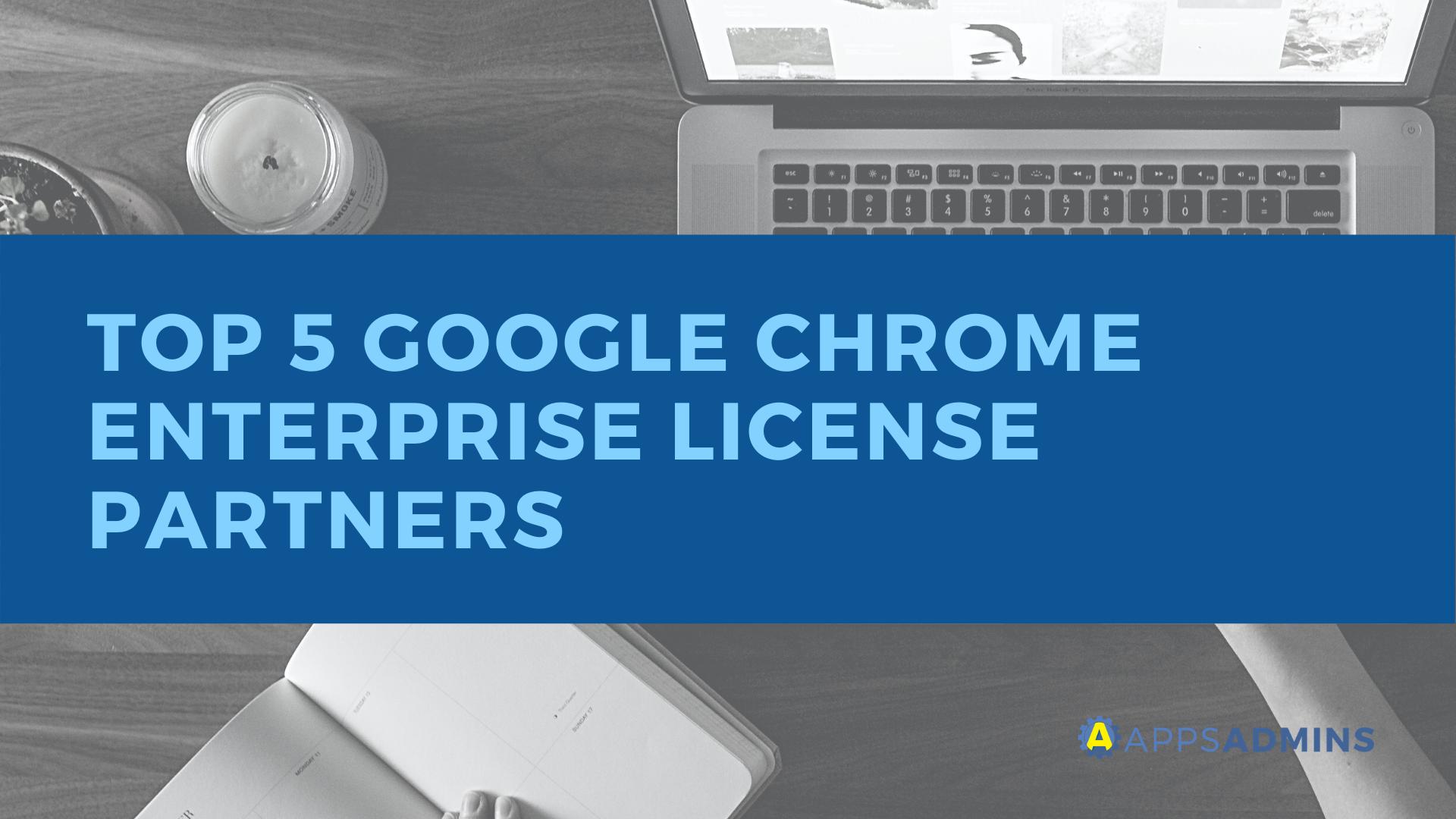 Google Chrome Enterprise Licensing