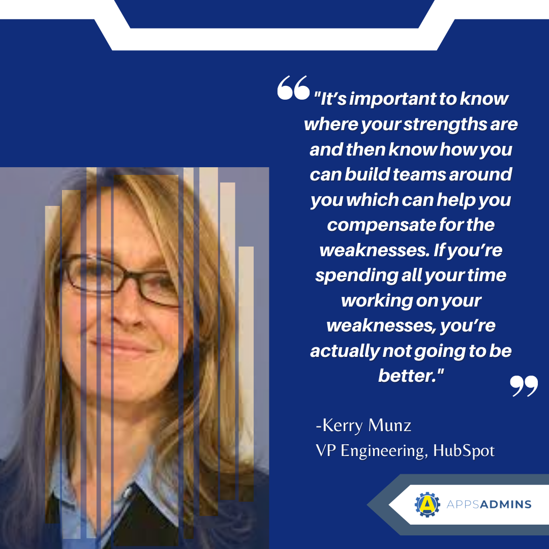 WCW Lady Boss Weekly Feature: Kerry Munz