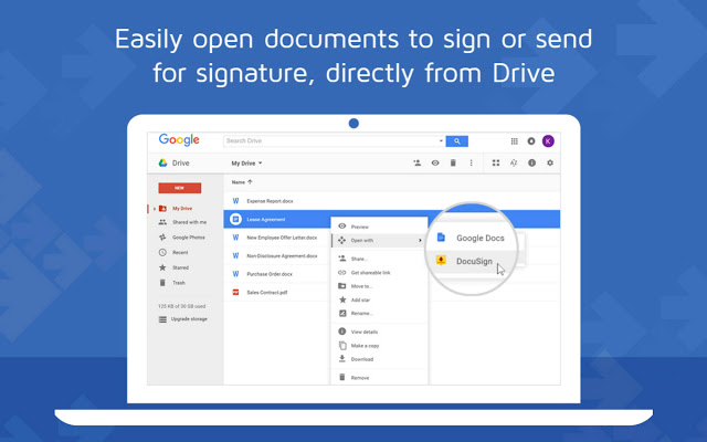 docusign-g-suite