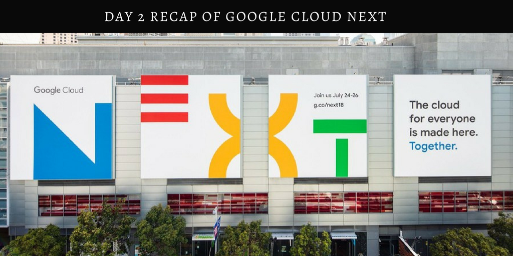 More G Suite Business News from Google Cloud Next!