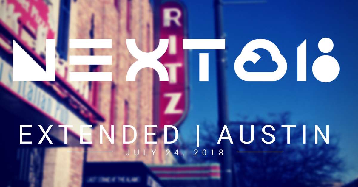 What's Next Texas? Find Out at This Google Cloud Extended Event to be held in Austin.
