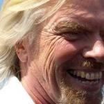 CEO Virgin Group Richard Branson