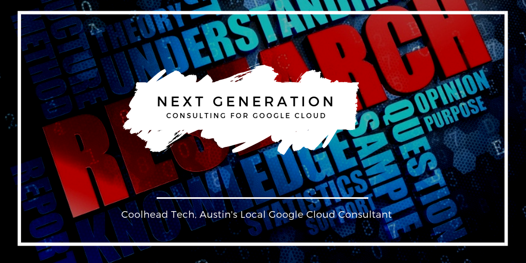 Next Generation Consulting for Google Cloud in 2019