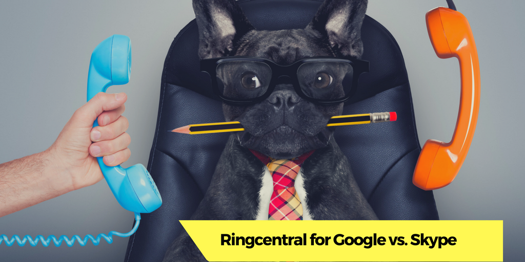 UCaaS in the Enterprise: Comparing Skype for Business with Ringcentral for G Suite Business