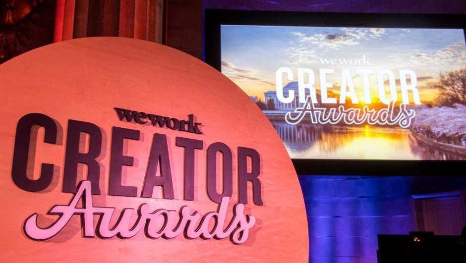 WeWork Creator Awards in Austin Last Night: Here's What Happened