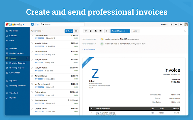 zoho-invoice-screenshot